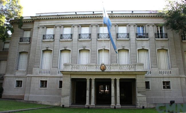 Imagen del monumento Sede de la Embajada de Argentina en Chile