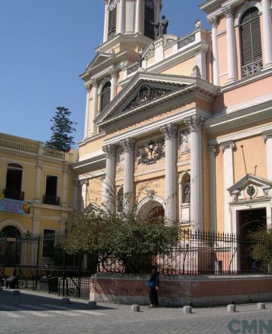 Imagen del monumento Iglesia de San Ignacio