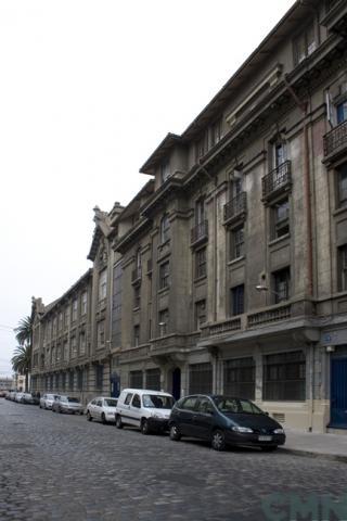 Imagen del monumento Casa central de la Universidad Católica de Valparaíso