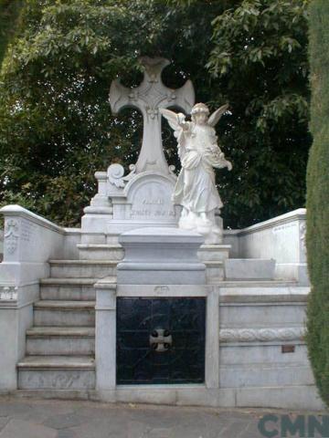 Imagen del monumento Cementerio N° 2 de Valparaíso