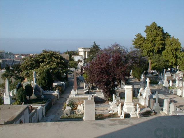 Imagen del monumento Cementerio de Disidentes ó Cementerio Inglés de Valparaíso