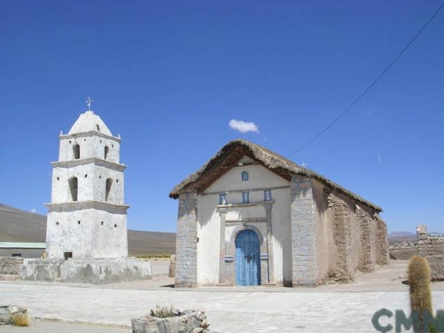 Imagen del monumento Iglesia de Cariquima