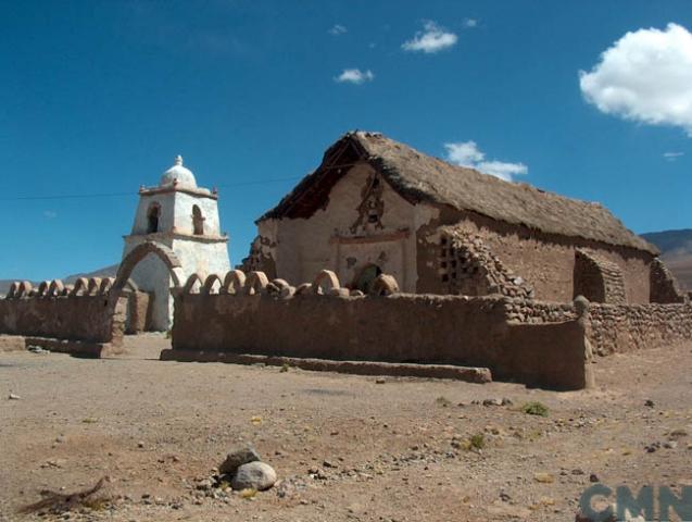 Imagen del monumento Iglesia de Mauque