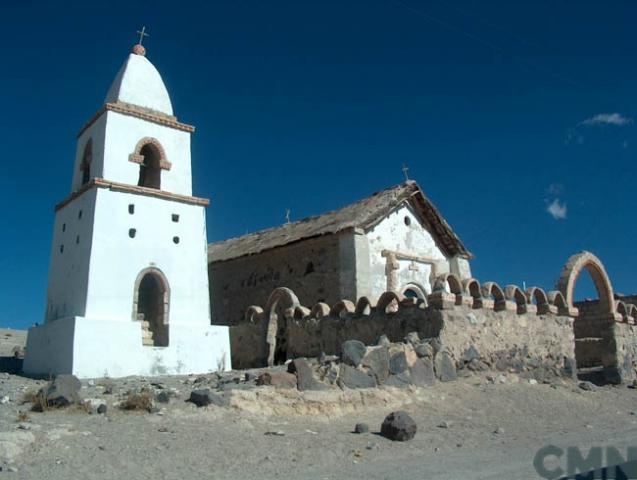 Imagen del monumento Iglesia de Cotasaya