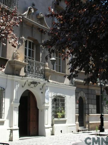 Imagen del monumento Edificio de calle Londres Nº 65 y 67