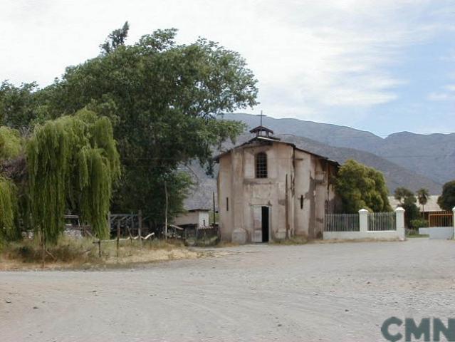 Imagen del monumento Capilla de Lo Vicuña