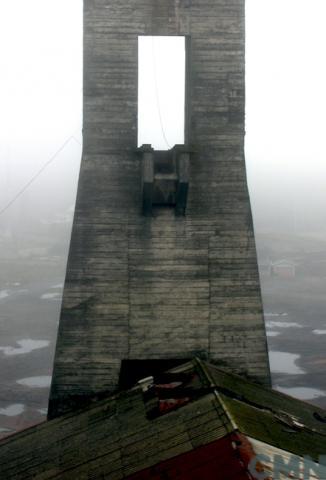 Imagen del monumento Cabrias del pique Arenas Blancas