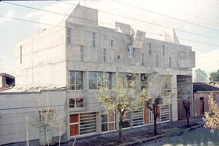 Imagen del monumento Edificio de la Cooperativa Eléctrica de Chillán COPELEC