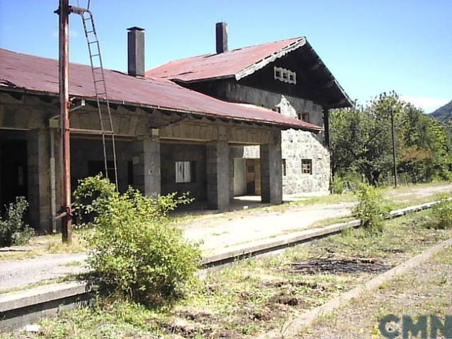 Imagen del monumento Estación Ferroviaria El Manzanar