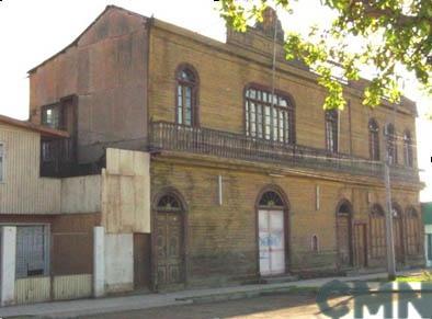 Imagen del monumento Ex Teatro Alhambra de Taltal