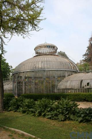Imagen del monumento Invernadero de la Quinta Normal