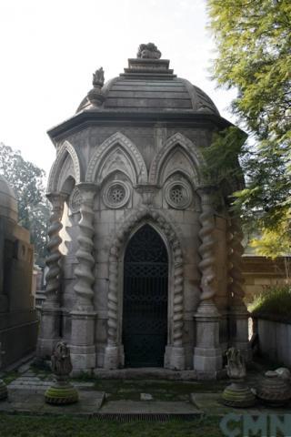 Imagen del monumento Casco histórico del Cementerio General