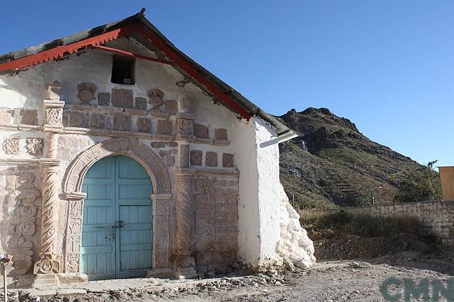 Imagen del monumento Iglesia de San Santiago de Belén