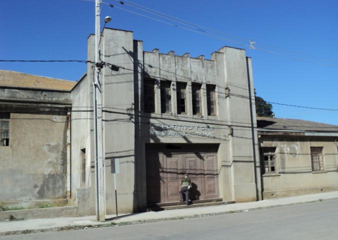Imagen del monumento Deportivo y Cine Bellavista - Tomé