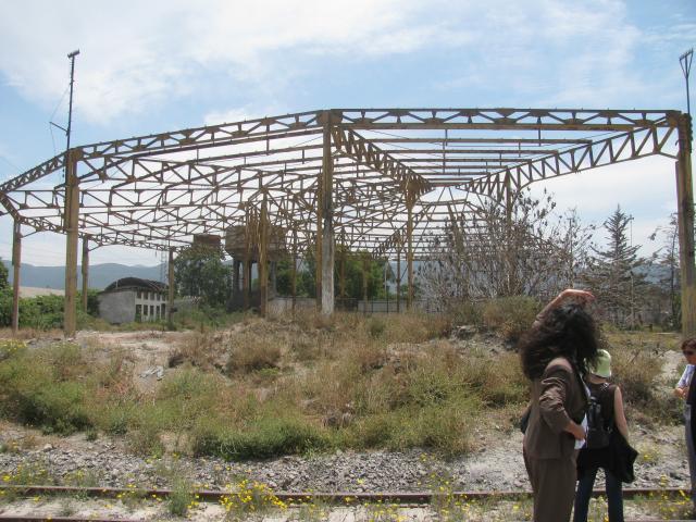 Imagen del monumento Edificio Estación de Ferrocarriles de La Calera