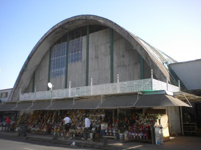 Imagen del monumento Mercado Central de Concepción