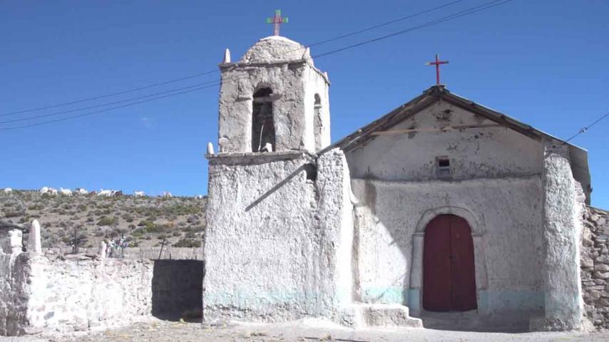 Imagen del monumento Iglesia Virgen de la Inmaculada Concepción de Putani