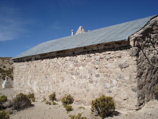 Imagen del monumento Iglesia de San Santiago Apóstol de Airo