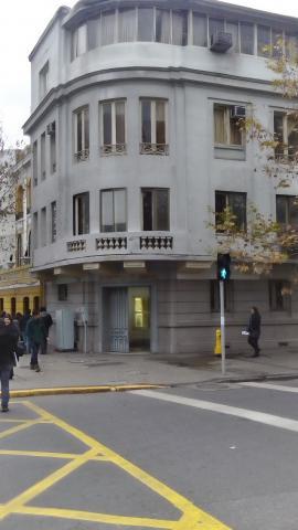 Imagen del monumento Sede Social de la Agrupación Nacional de Empleados Fiscales (ANEF)