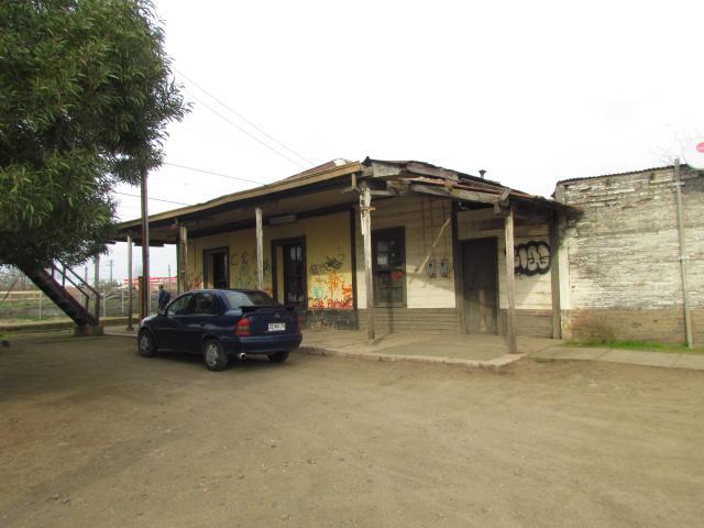 Imagen del monumento Estación de San Rafael