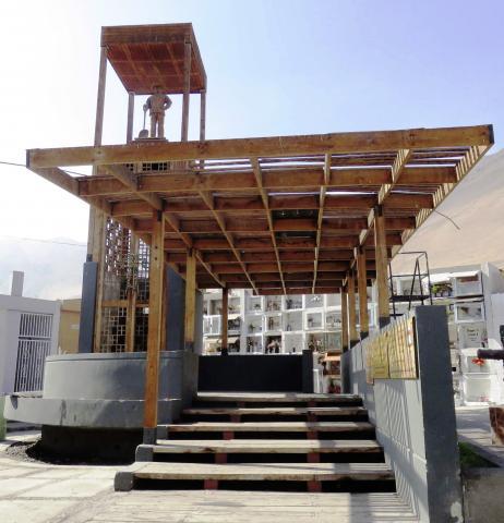 Imagen del monumento Memorial A Los Mártires De La EscueLa Santa María