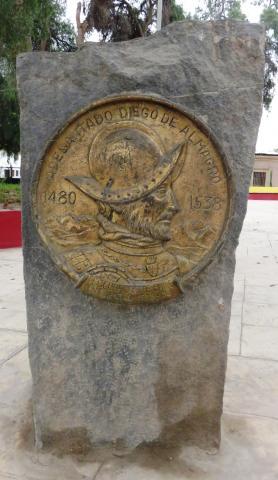 Imagen del monumento Diego De Almagro