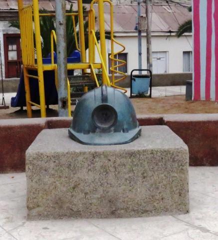 Imagen del monumento Diego De Almeida
