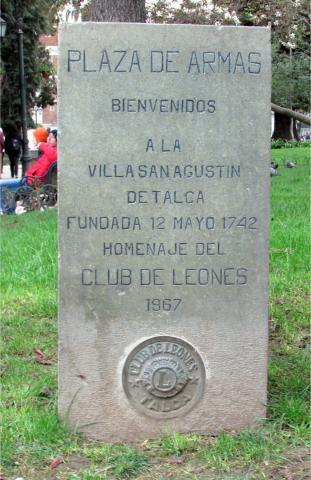 Imagen del monumento PLaza De Armas