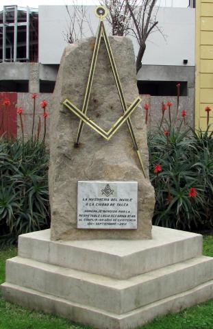 Imagen del monumento A La Ciudad De Talca