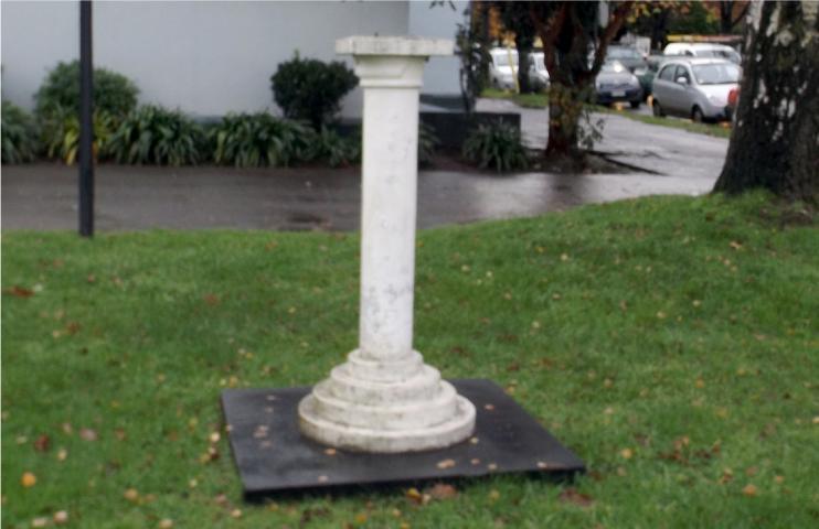 Imagen del monumento Cacique QuiLapán