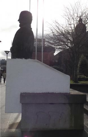Imagen del monumento Buenaventura Martínez Díaz