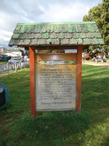Imagen del monumento PLaza Del Pionero