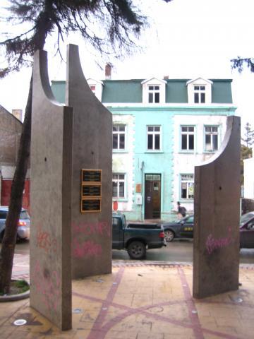 Imagen del monumento Homenaje A Los Ejecutados Políticos Y Detenidos Desaparecidos