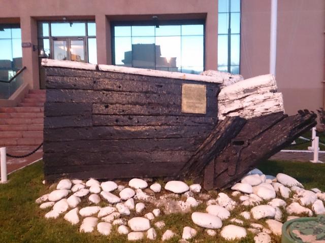 Imagen del monumento Goleta Rippling Wave