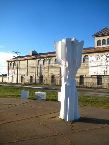 Imagen del monumento Mártires De La FeDeración Obrera De MagalLanes