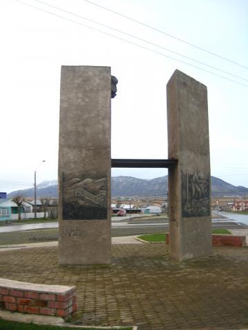 Imagen del monumento Monumento Al Minero