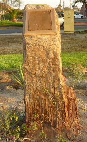 Imagen del monumento Carlos SaLas Iglesias
