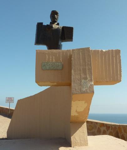 Imagen del monumento General Lagos