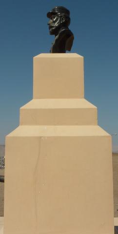 Imagen del monumento TCL. Juan José San Martín