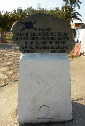 Imagen del monumento Héroes De La Concepción