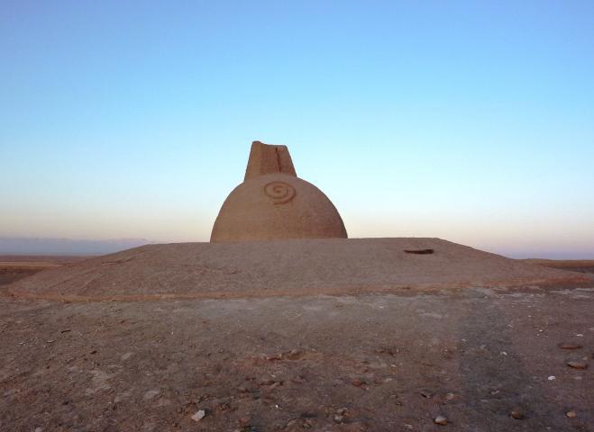 Imagen del monumento Presencias TuteLarias