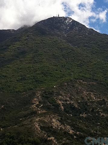 Imagen del monumento Sector del cerro El Roble