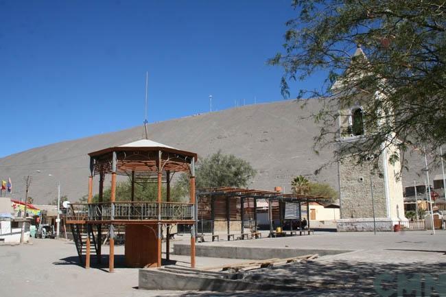 Imagen del monumento Pueblo de Tarapacá