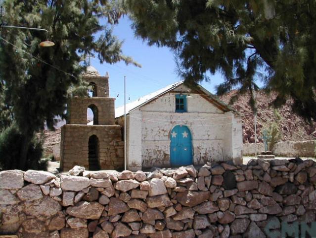 Imagen del monumento El Pueblo de Ayquina