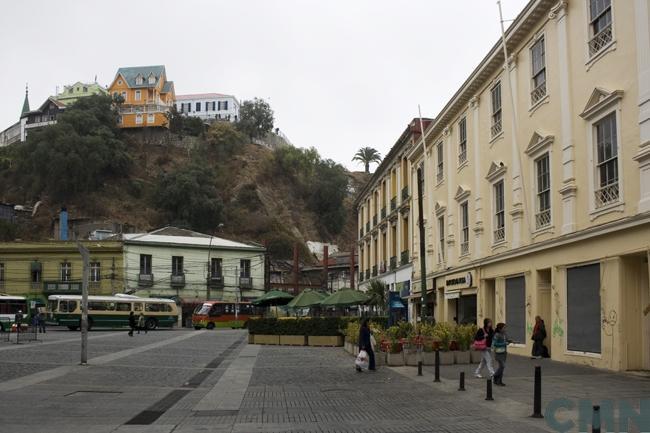 Imagen del monumento Plaza Aníbal Pinto