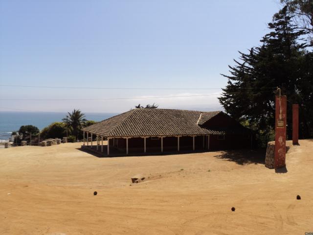 Imagen del monumento Sector del Balnerio Algarrobo
