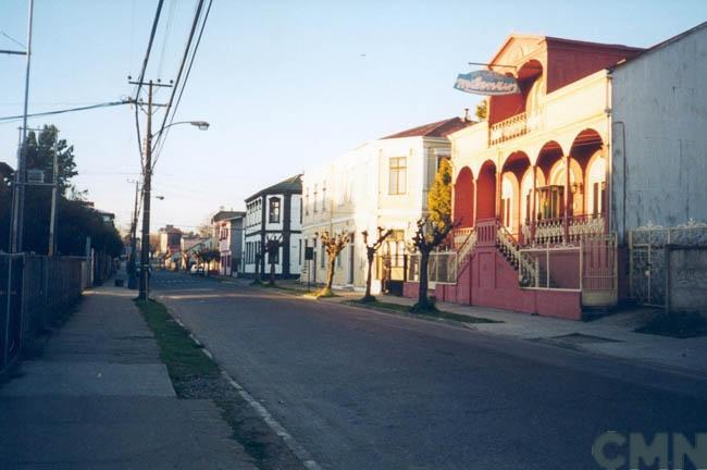 Imagen del monumento Calle General Pedro Lagos