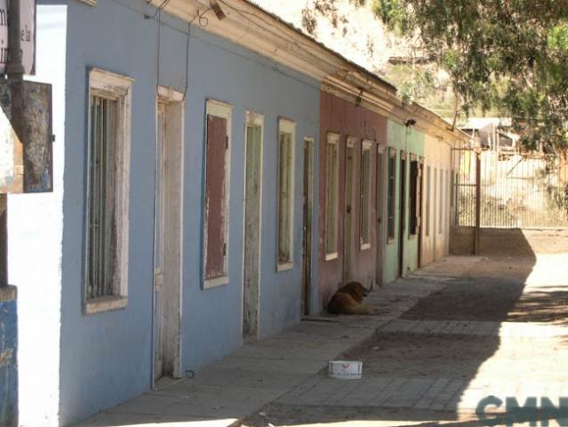Imagen del monumento Sector que indica de la ciudad de Copiapó