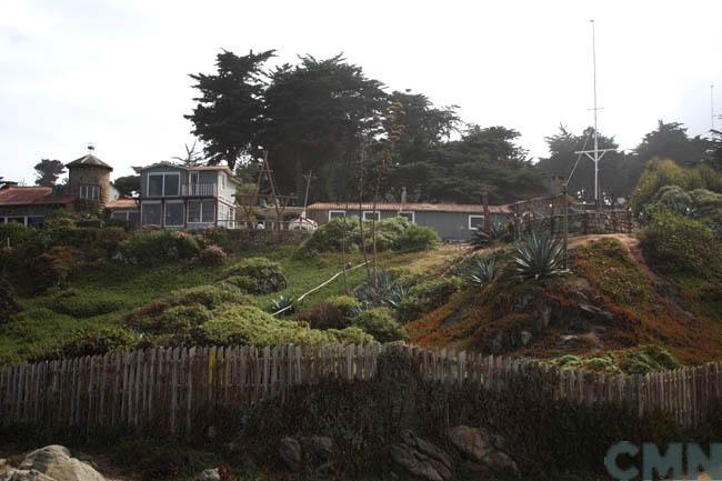 Imagen del monumento Sector costero de Isla Negra