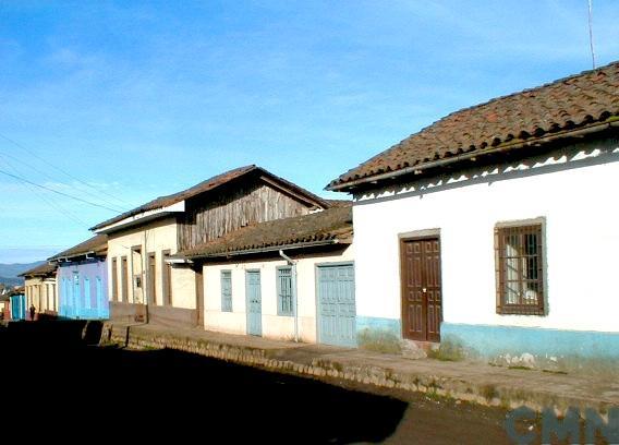 Imagen del monumento Pueblo de Chanco